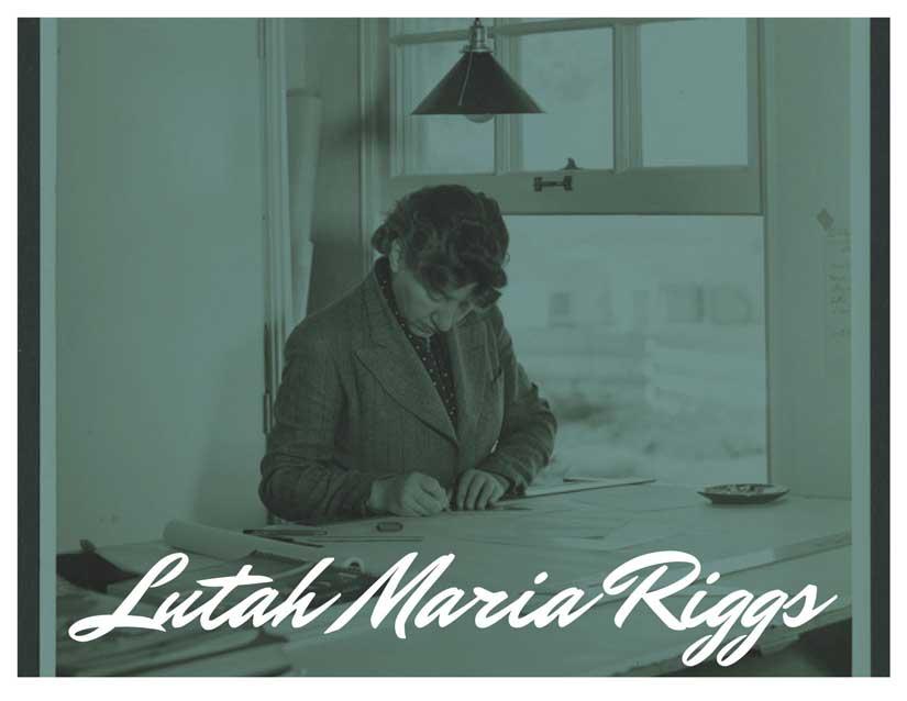 Lutah Maria Riggs